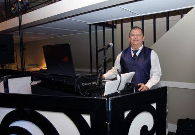DJ Chuck Webb